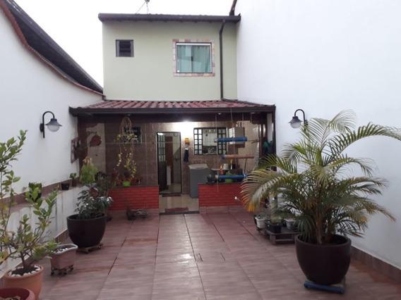 Casa Geminada Com 3 Quartos Para Comprar No Jardim Riacho Das Pedras Em Contagem/mg - 7491