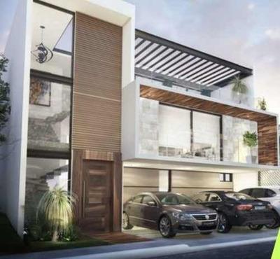 Casa 450 M2 De Construcción, Lomas De Angelopolis