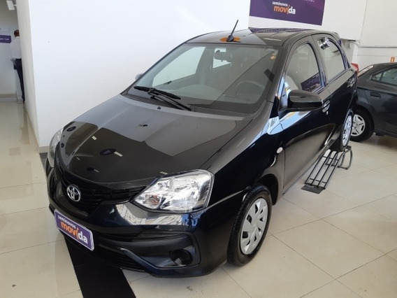 Etios 1.3 X 16v Flex 4p Manual 46559km