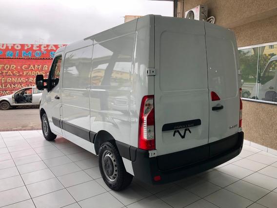 Renault Master L1h1 2020 0km Furgão