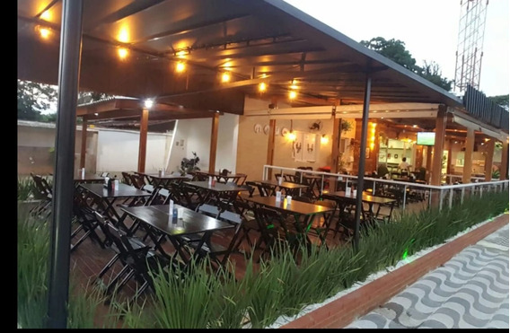 Restaurante Bar No Litoral