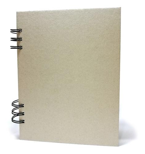 Bitácora 150 Grs Cuaderno Dibujo 15x20 Para Personalizar