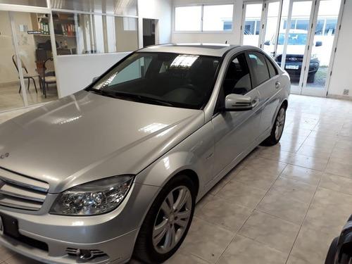 Mercedes-benz Clase C 1.8 C200 Komp Avantgarde Plus At 2010