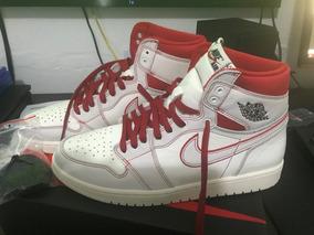 4bb804624f2 Jordan 1 Retro High Phantom Gym Red