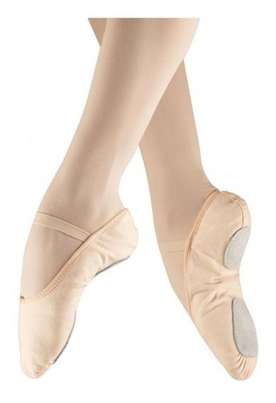 Zapatillas De Ballet Y Danza Excelente Calidad 100% Nacional