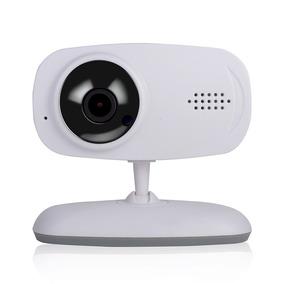 720p Hd Sem Fio Wi-fi Câmera Rede Bebê Cuidado Apoio De Voz