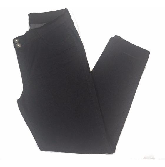 Kit 2 Calças Feminina Black Plus Pequenos Defeito 7019