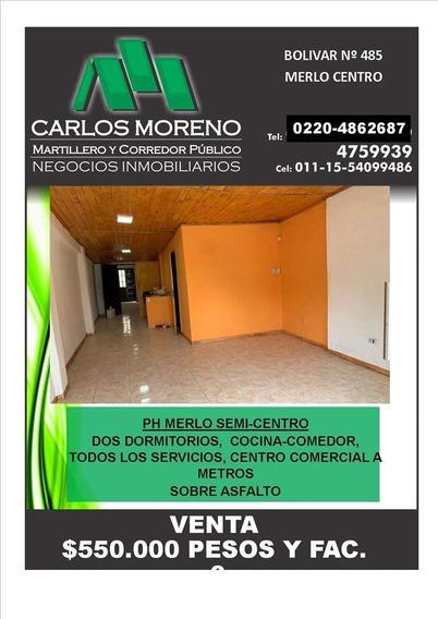 Ph Semi Centro Reformado !!!