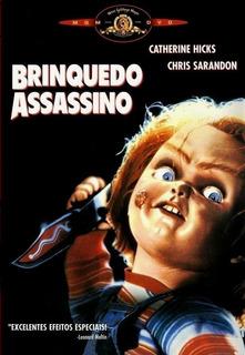 Brinquedo Assassino (1988) Dvd Dublado