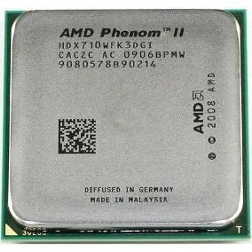 Amd Phenom Ii X3 710 Black Edition Com Cooler