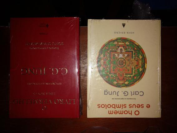 Box Jung ( O Omem E Seus Símbolos E O Livro Vermelho