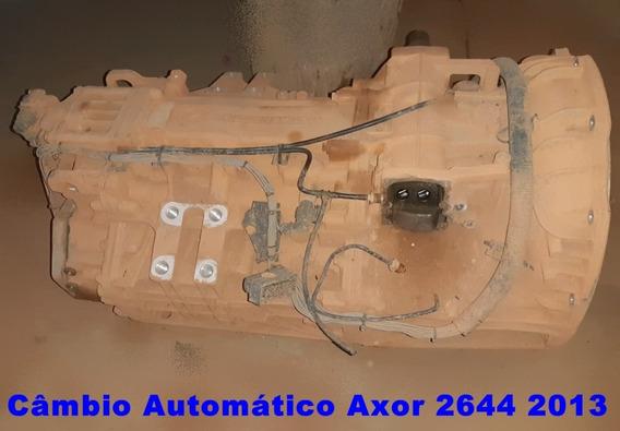 Caixa Marcha Câmbio Automá Axor 2644 2013 Traçado 6x4 G28016