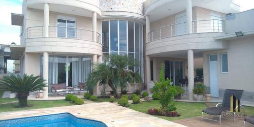 Casa Com 4 Dormitórios À Venda, 450 M² Por R$ 3.500.000,00 - Condomínio Reserva Do Paratehy - São José Dos Campos/sp - Ca0106