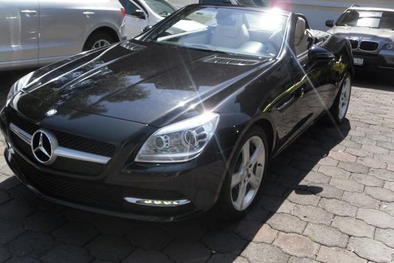 Mercedes Benz Clase Slk Convertible 2012 Seminuevo