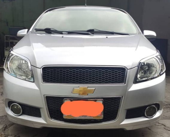 Chevrolet Aveo Aveo Speed 2011