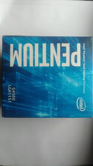 Processador Pentium G4560! Semi-novo!