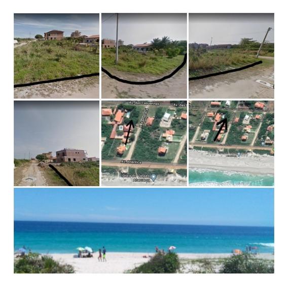 Terreno A Beira Mar Em Praia Seca- Araruama