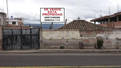 Terreno En Venta De Oportunidad Cerca Del Mercado Mayorista