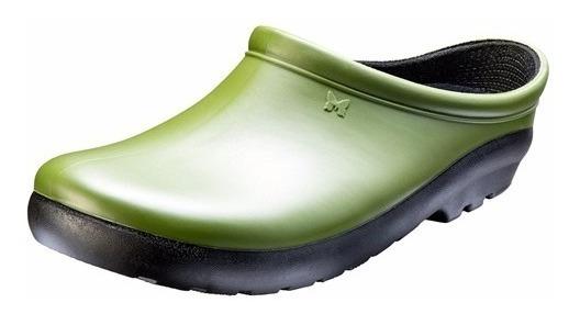 Zapatos Sloggers Para Chef, Medico, Color Verde Cactus