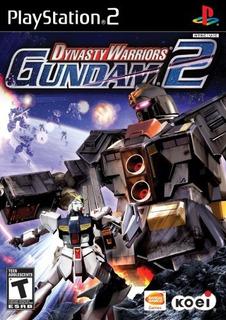 Dynasty Warriors: Gundam 2 - Playstation 2