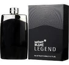 Perfume Mont Blanc Legend Men 200ml Original Edt