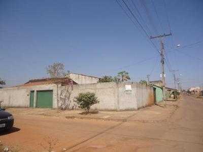 Casa Em Setor Triunfo, Goianira/go De 75m² 2 Quartos À Venda Por R$ 110.000,00 - Ca248582