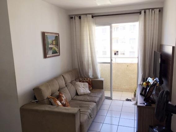 N.iguaçu/rancho Novo, Apartamento 2 Quartos, Sala, Cozinha, Banheiro, Garagem E Área De Lazer - Ap00254 - 33542455