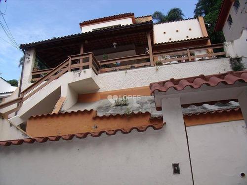 Imagem 1 de 12 de Casa Com 3 Quartos, 100 M² Por R$ 700.000,00 - Santa Rosa - Rj - Ca15134