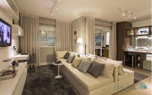 Apartamento Com 2 Dormitórios À Venda, 71 M² Por R$ 560.000,00 - Vila Augusta - Guarulhos/sp - Ap12403