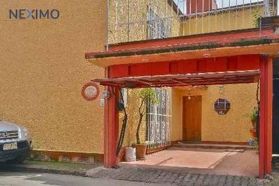 Casa Habitación En Venta, Coyoacan