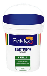 Revestimiento T/ Revear Revoque Texturado Para Rodillo 27k