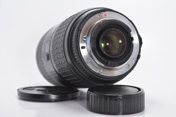 Lente Sigma Dl Macro Af 70-300 F/4 Full Frame P/ Sigma Fx/dx