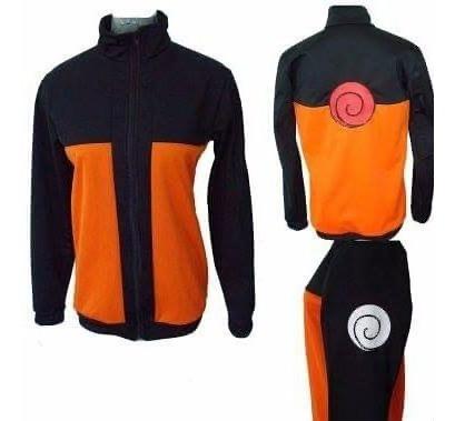 Naruto Shippuden Cosplay´campera Akatsukis