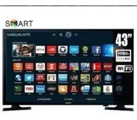 Televisiór Samsung Smart Tv 43
