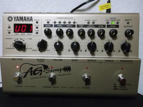 Yamaha Ag Stomp Acoustic - Instrumentos Musicais no Mercado Livre Brasil