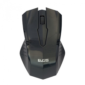 Mouse Óptico Gamer Evus Performance Mo-05 Usb Preto
