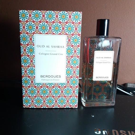 Perfume Importado Nicho Berdoues Oud Al Sahraa 65ml