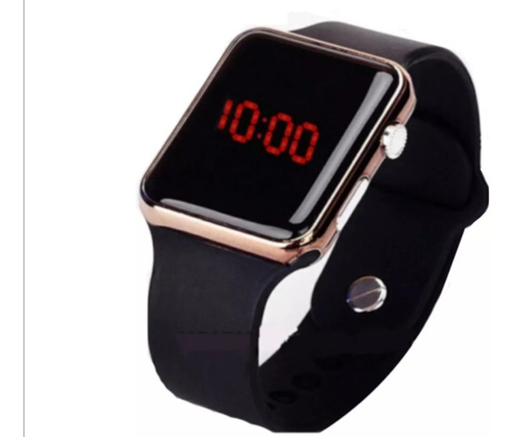 Reloj Led Watch Sport Unisex Varios Colores!! Y X Mayoreo