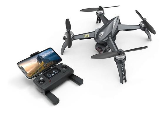Drone Mjx Bugs 5w 5g Wifi Fpv 4k 20min Gps Com 2 Bater Novo