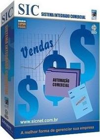 Sic - Sistema Integrado Comercial - Controle De Estoque!!!!!