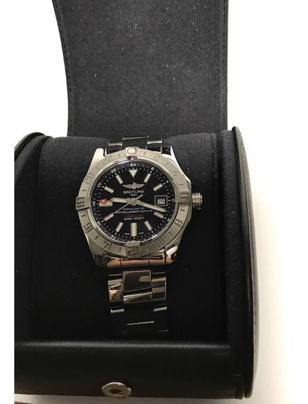 Relógio Breitiling Avenger Gmt