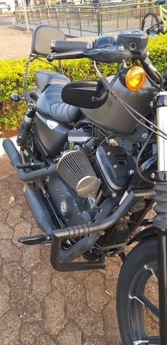 Imagem 1 de 3 de Harley Davidson  Iron 883