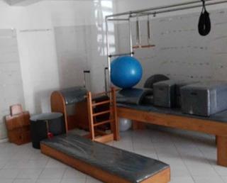 Aparelho De Pilates Completo Com Mosquetao
