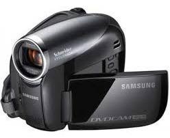 Filmadora Samsung Dvd Cam