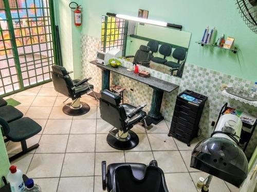 Salão À Venda, 45 M² Por R$ 220.000,00 - Centro - Campinas/sp - Sl0021