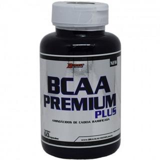 Bcaa Premium Plus 60 Caps
