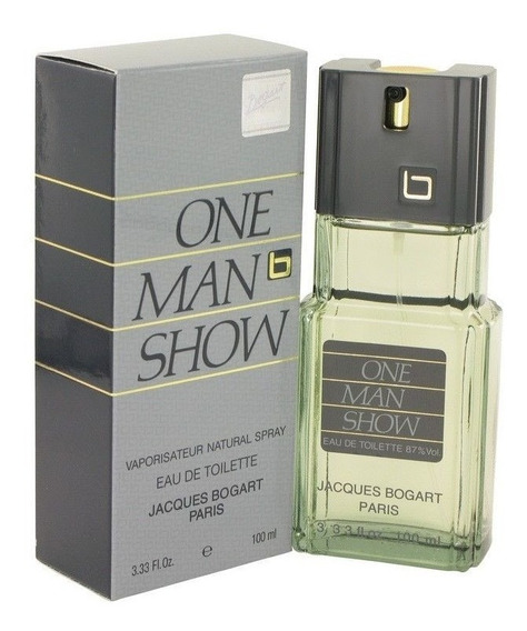 Perfume Masculino One Man Show 100ml Jacques Bogart Original