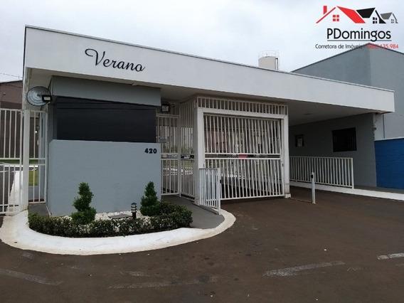 Apartamento Para Locação No Condomínio Residencial Verano, Próximo Ao Real Park, Em Nova Veneza, Sumaré - Sp!!! - Ap00282 - 34266234