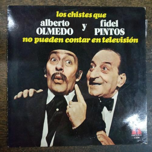 Los Chistes Que Olmedo Y Pintos No Pueden Contar En Tv. *