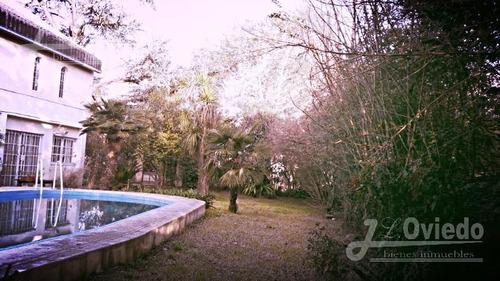 Quinta Con Gran Parque En Moreno Zona Oeste